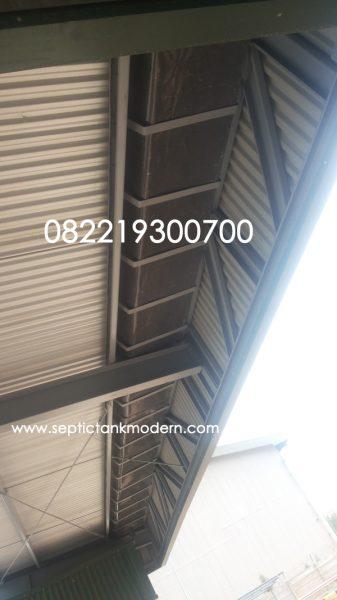 talang fiberglass frp gutter murah kontraktor pabrik proyek gudang 337x600 Talang Air