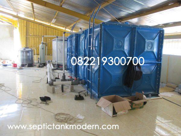 tangki panel panel tank fiberglass frp murah daftar harga biotech induro gemilang rafa 600x450 Tangki Panel