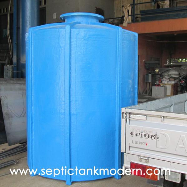 tangki tanam pendam ground tank water air timbun tanah Tangki Tanam