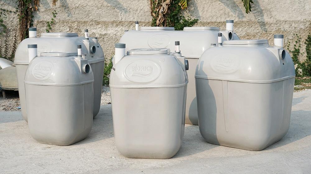 septic septik bio tank biofil biotech biomaster biomac spiteng murah Septic Tank BioRich Kapasitas 2 4 Orang