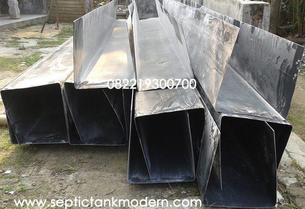 pabrik produsen talang air fiber fibreglass gutter murah daftar harga 600x411 Talang Air