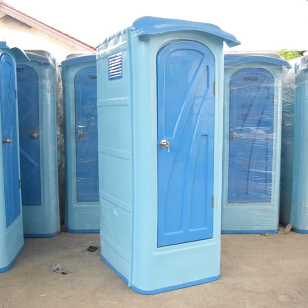 toilet portable tipe b standart wc portable produsen murah pabrik agen proyek Toilet Portable BioRich Tipe Premium B