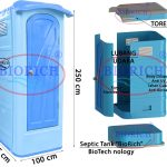 Toilet Portable BioRich Tipe Luxury B