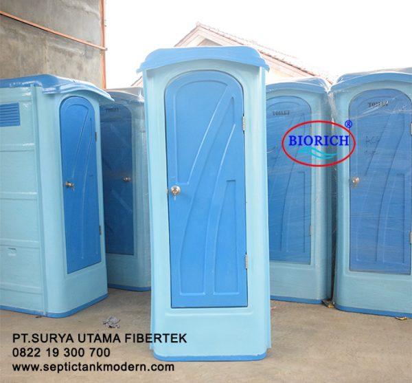 toilet portable wc flexible closet duduk portabel kamar mandi murah daftar harga terbaik berkualitas 600x557 Toilet Portable BioRich Tipe Luxury B