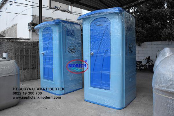 toilet portable wc portabel sementara murah proyek terbaik 600x400 Toilet Portable BioRich Tipe Premium A